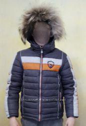Теплая зимняя куртка MZFS