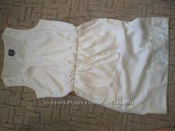 Белое платье Vince Camuto, 12 амер.