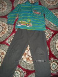 Продам флисовый костюм 24 м