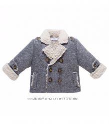 CHICCO Италия новое мега-крутое деми пальто р110 цена финальной распродажи
