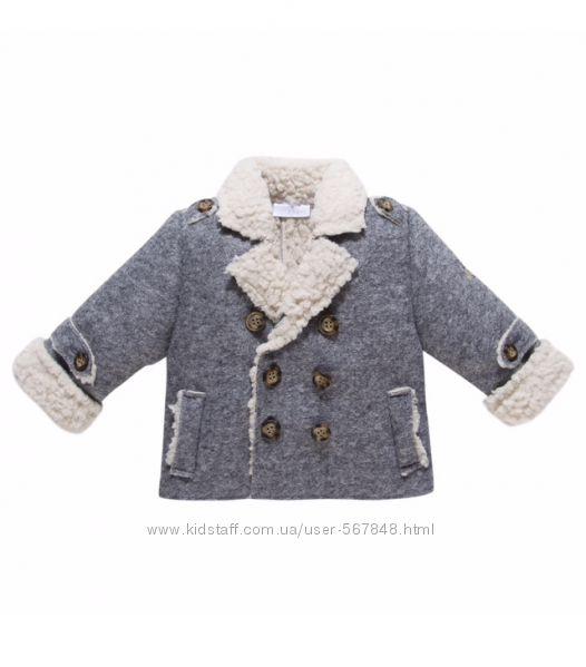 CHICCO Италя новое мега-стильное деми пальто р110 цена финальной распродажи