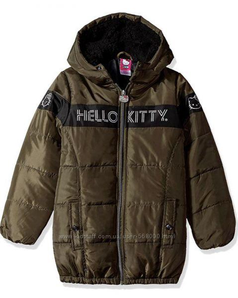 Курточка демисезонная Hello Kitty на девочка 5 лет.