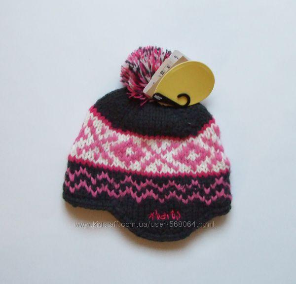 Фирменные шапки зимние теплые шапка