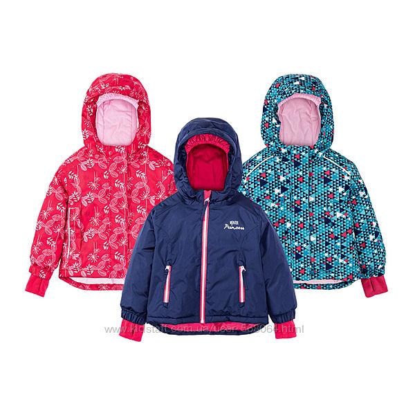 Куртка зимняя Crivit Lupilu термокуртка