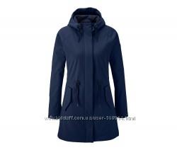Термо пальто парка SoftShell TCM Tchibo Германия