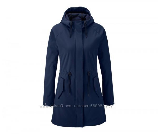 Термо пальто парка SoftShell TCM Tchibo Германия софтшелл