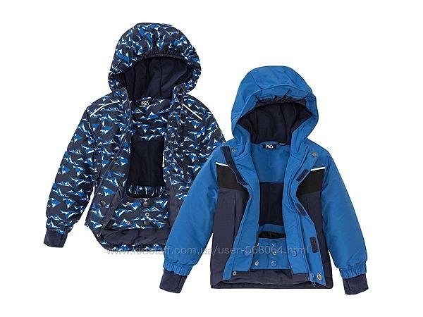 Куртка зимняя термо crivit pro lupilu