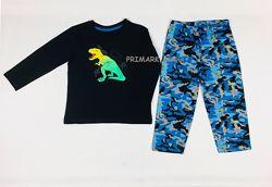 Трикотажная пижама для мальчика 92 см Primark