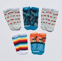 Низкие носки для мальчика Primark