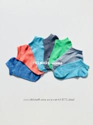 Детские низкие носки унисекс 23-40 Primark