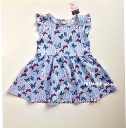 Платье летнее 1. 5-8 лет Primark