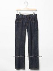 Прямые джинсы для мальчика 14 лет GAP
