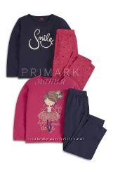 Sale Пижама для девочек 98, 122 см Primark