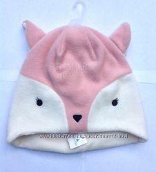 Флисовая шапочка для девочки диаметр 46, 48 GAP