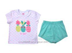Пижама для девочки 104 см Primark