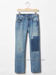 Прямые джинсы 6, 8 лет GAP