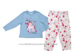 Пижама для девочки 92 см Primark