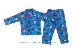 Байковая пижама для мальчика 86-98 cм Primark