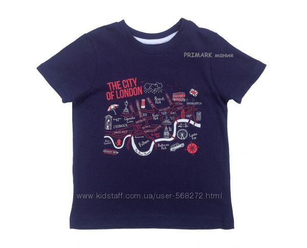 Футболка для мальчика 2-6 лет Primark