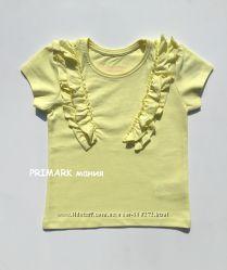 Футболка для девочки 2-8 лет Primark