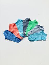 Низкие носки для мальчика 31-36  Primark