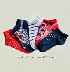 Низкие носки унисекс для мальчика, девочки George
