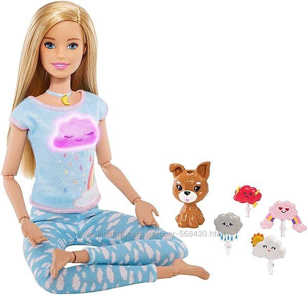22-шарнирная кукла Barbie Медитация. Оригинал, Маттел.