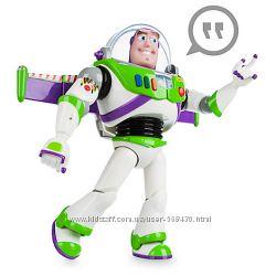 Disney, История игрушек. Говорящий Buzz lighter, Woody, Jessie .