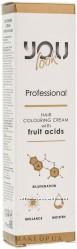 Стойкая крем-краска для волос с фруктовыми кислотами You Look