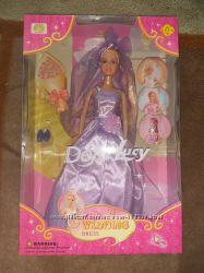 Красивая кукла - невеста