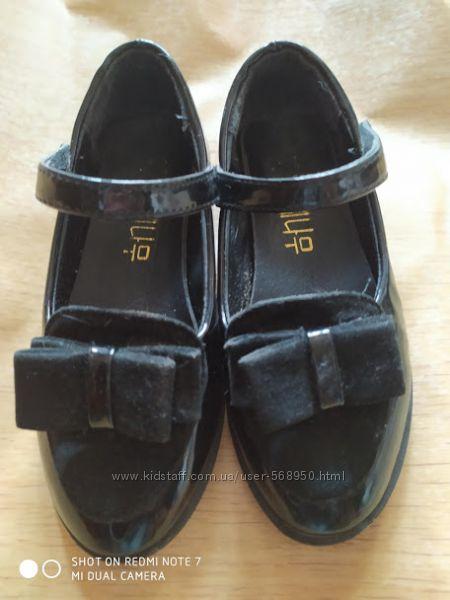 Туфли на девочку, 29 размер