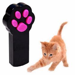 Игрушка для кота лазерная указка лазер для котят игрушки для кошек