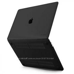 Чехлы Apple MacBook Pro 15 А1707 с touch bar матовые черные