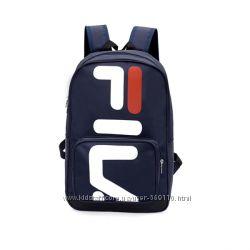 Стильные молодежные рюкзаки Fila для подростков рюкзак