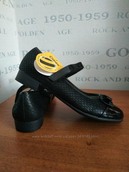 Туфли для девочек Clibee  34р