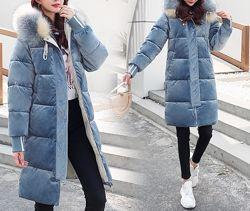 Красивые , качественные, модные  зимние куртки, парки