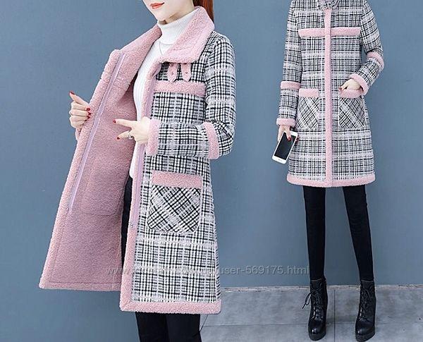 Модное, стильное пальто в двух цветах.11
