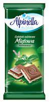 шоколад альпинелла