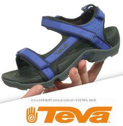 Teva Tanza суперовские босоножки неубиваемые Не боятся воды US2 фото стельк