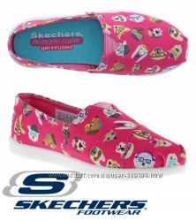 Cлипоны детские Skechers  Оригинал Дышащие удобные стопа 17, 5-18, 5см