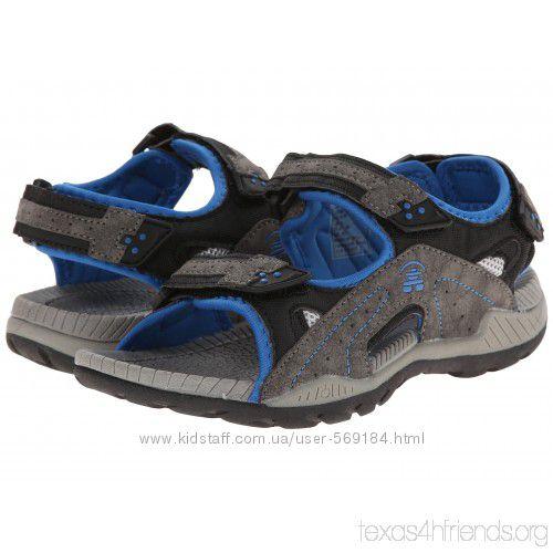 Kamik сандалии неубиваемые US1 фото стельки на ногу 19-19,3см Беспл Доставк