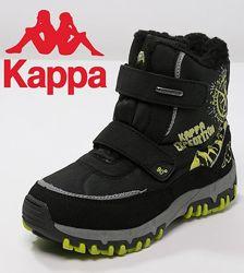 Сапоги ботинки Kappa оригинал для мальчиков 37 38 39 Фото стелек