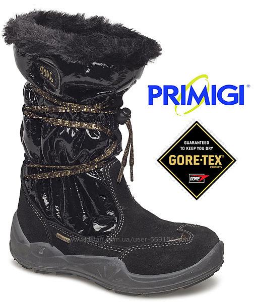 Primigi gore-tex сапоги теплые легкие р40 стелька 26см Высылаю с примеркой