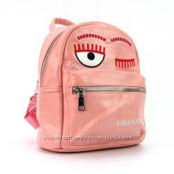 Рюкзак - сумка малая кожзам Valensiy цвета