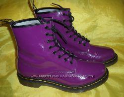Кожаные ботинки Dr. Martens р 42 27, 5 см отлич сост