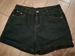 Шорты джинсовые р-р 48-50