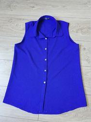 Летняя блузка р-р 46
