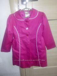 Куртки демисезон для девочки от 4 до 7 лет