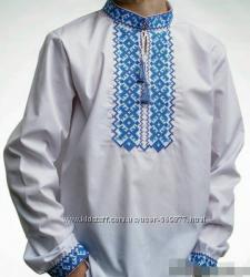 Вышиванка вишиванка вышитая сорочка