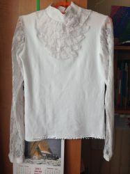 Гольф, блузы, реглан р. 140 ТМ Mevis и Альберо